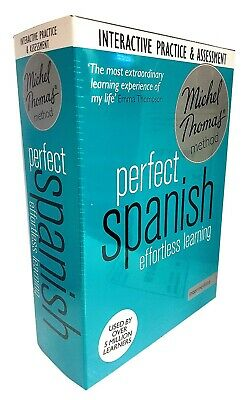 Perfect Spanish Intermediate Course Learn Spanish with the Michel Thomas Method