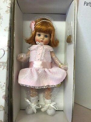 "New 9 1/2"" Effanbee Patsy Party Princess Patsyette Robert Tonner NRFB"
