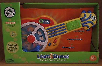 LeapFrog Learn and Groove: Animal Sounds Guitar