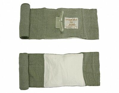 "The Israeli Emergency Compression Bandage - 6 "" inch Military IFAK Bandage"