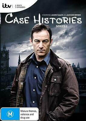 Case Histories : Season 2 - DVD Region 4 Free Shipping!