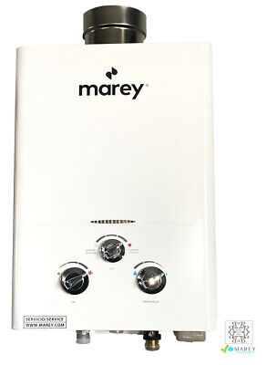 Marey GA5LP Propane Best On-Demand Tiny House Tankless Water Heater