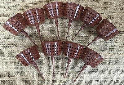 Bonsai Fertiliser Baskets With Spike x10 Large