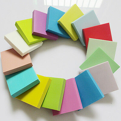 Lots 5 X Multi Color Square Rubber Stamp Carving Blocks For Stamps DIY Upick