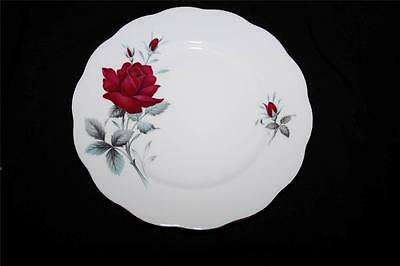 "ROYAL ALBERT SWEET ROMANCE SIDE PLATE  6.25"" DIAMETER"