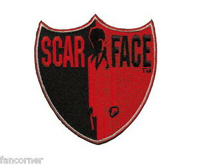 Scarface ecusson officiel Tony montana scarface official embroidered patch