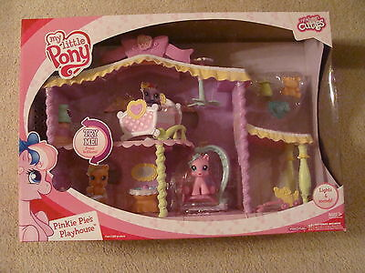 Hasbro My Little Pony MLP Pinkie Pie's Pies Playhouse NEW in Original Box