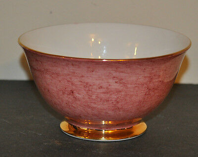 Vintage Royal Albert Pink Gossamer Sugar Bowl
