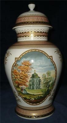 BEAUTIFUL LARGE REGENCY STYLE KAISER BELVEDERE DESIGN GINGER JAR BY K.NOSSER.