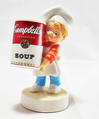 Collectable 2003 Campbell Soup Boy Figurine