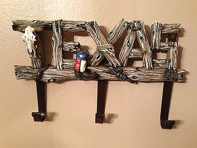 Texas Coat Hat Hanger