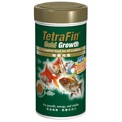 Tetrafin Gold Growth - 113g Goldfish & Coldwater food (24HR DELIVERY)