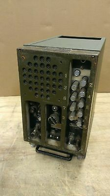 BC-603-D Radio Receiver Signal Corps US Army WWII Western Electric