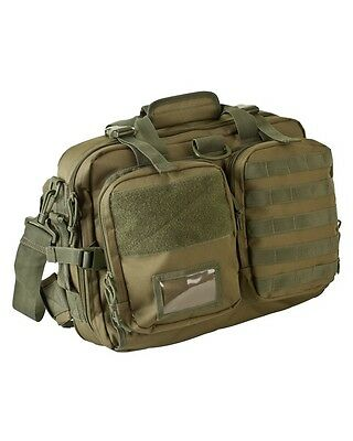 Military Nav Lap Top Bag Olive Green Navigation Computer Range Army