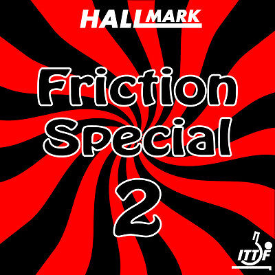 Hallmark Friction Special 2 Table Tennis Rubber