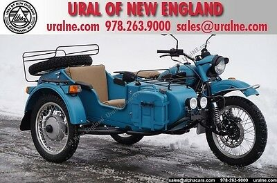 Ural : Adventure Patrol LE 2WD Motorcycle Limited Edition Adventure Package Hand Shifter Financing & Trades