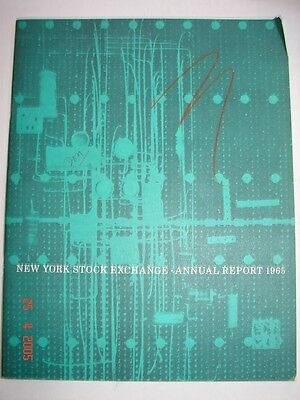 LVRR CO - New York Stock Exchange Annual Report - 1965