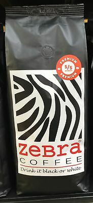 1kg Zebra Premium Coffee Beans - The Espress Group Blend