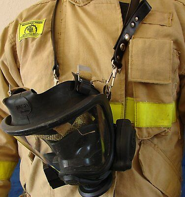 Sav-A-Jake Firefighter SCBA Mask Strap - Top Grain Leather