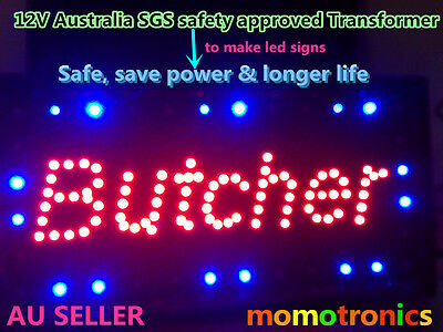 OPEN LED NEON SIGN LIGHT Plate for Shop Restaurant BAR with