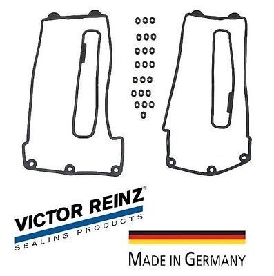 BMW E38 E39 E53 540i 740i il X5 Valve Cover Gasket Left & Right