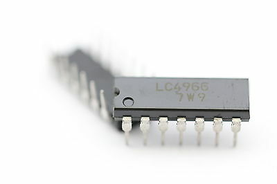 LC4966 INTEGRATED CIRCUIT NOS (New Old Stock) 1PC C551BU2F040315