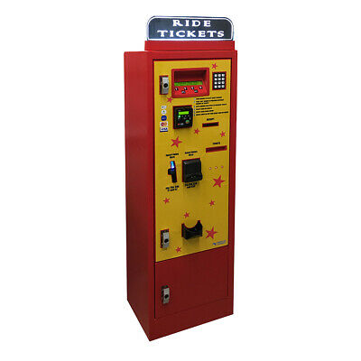 American Changer Front Load Ticket Dispenser Kiosk