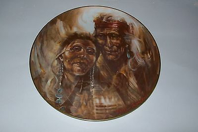 """""""Through The Years"""" by Don Ruffin NATIVE AMERICAN MAIDEN CHIEF LIMITED EDITION"""