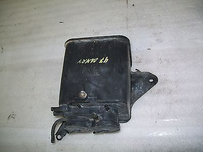 77740-06042 97 98 99 TOYOTA CAMRY 4CYL FUEL VAPOR EMISSION CHARCOAL CANISTER B74