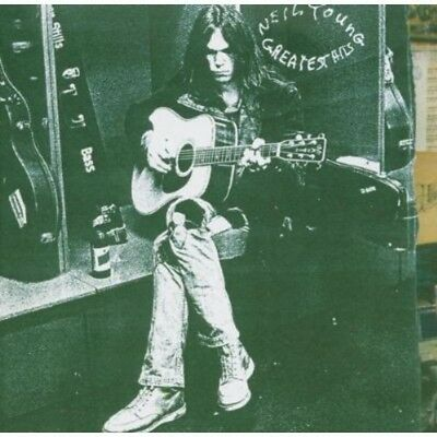 Greatest Hits - 2 DISC SET - Neil Young (CD Used Very Good)