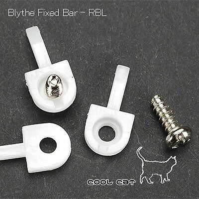 ☆╮Cool Cat╭☆【RBL/FBL】Fixed T Bar With Screw(Value Pack)x 3 Pcs