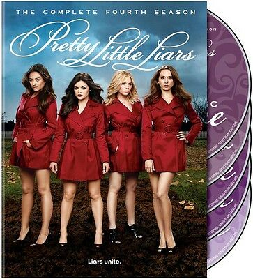 Pretty Little Liars: The Complete Fourth Season [5 Discs] (DVD Used Very Good)
