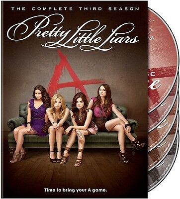 Pretty Little Liars: The Complete Third Season [5 Discs] (DVD Used Very Good) WS