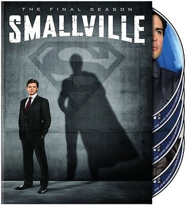 Smallville: The Final Season [6 Discs]  WS (DVD Used Very Good) WS