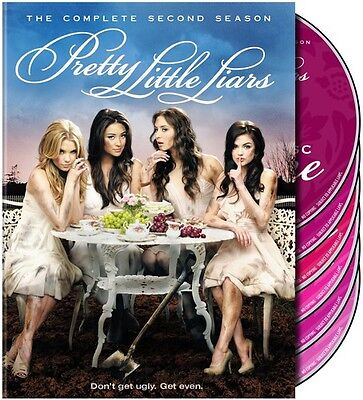 Pretty Little Liars: The Complete Second Season [6 Discs (DVD Used Very Good) WS