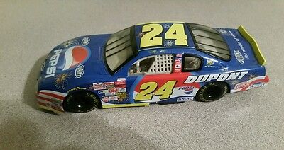 Action 1/24 Jeff Gordon #24 DUPONT PEPSI / JULY 4th DAYTONA 2002 Limited Diecast