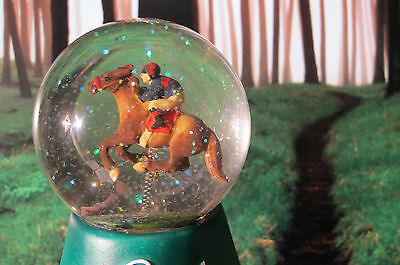 Hollywood Park Snow Globe - Limited Collectors item brand new in original box