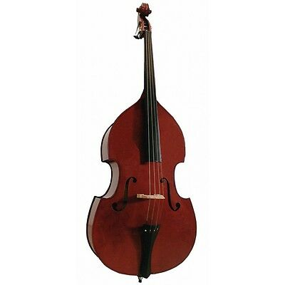 SOUNDSATION P606P 3/4 Student Line 3/4 doublebass with carrying case