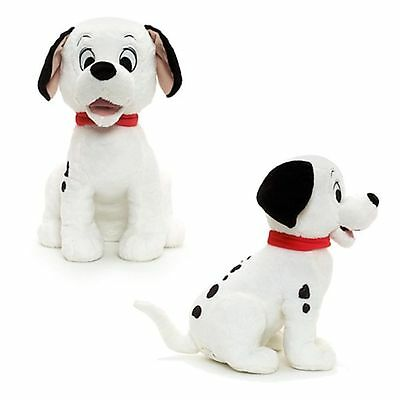New Official Disney 101 Dalmatians 32cm Lucky Soft Plush Toy