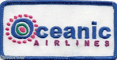 LOST ecusson logo Oceanic Airlines Lost Oceanic airlines crew patch seen on show