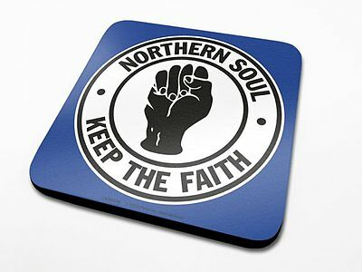 *NEW* OFFICIAL Northern Soul COASTER / DRINKS MAT BY PYRAMID CS00036