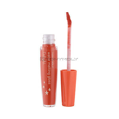 TONYMOLY DELIGHT WATER MELTING GLOSS #5 Mix Red (USA Seller)