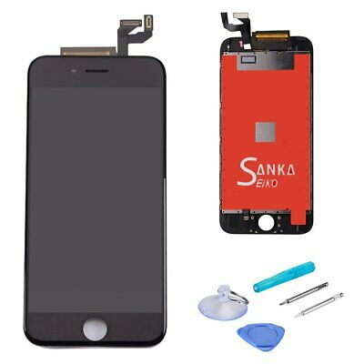 Display Assembly For iPhone 4 A1332 Replacement LCD Screen Digitizer Black+Tools