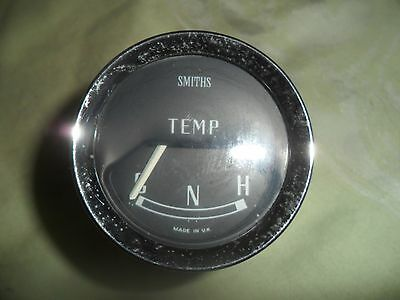 vintage Smiths Temp temperature gauge - made in UK