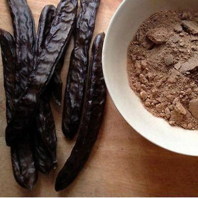 Carob Pods and Powder - St. John's Bread - Organic Whole or Ground - Supplyist