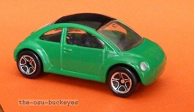 1997 Matchbox Loose Volkswagen VW Concept 1 Green Black Roof Combine Shipping