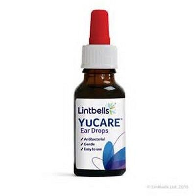 Yucare Ear Cleaning Drops 20ml. Premium Service. Fast Dispatch.