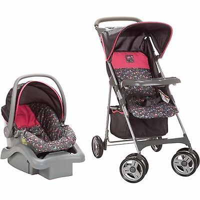 Cosco Juvenile TheCommuter Compact Travel System Baby Gear Stroller and Car Seat