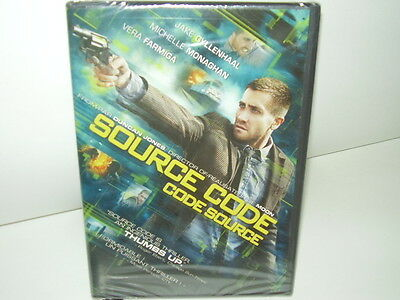 Source Code (DVD, Canadian, Bilingual Widescreen, 2011) NEW - Ships From Canada