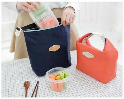 Thermal Insulated Cooler Waterproof Picnic Lunch Bag